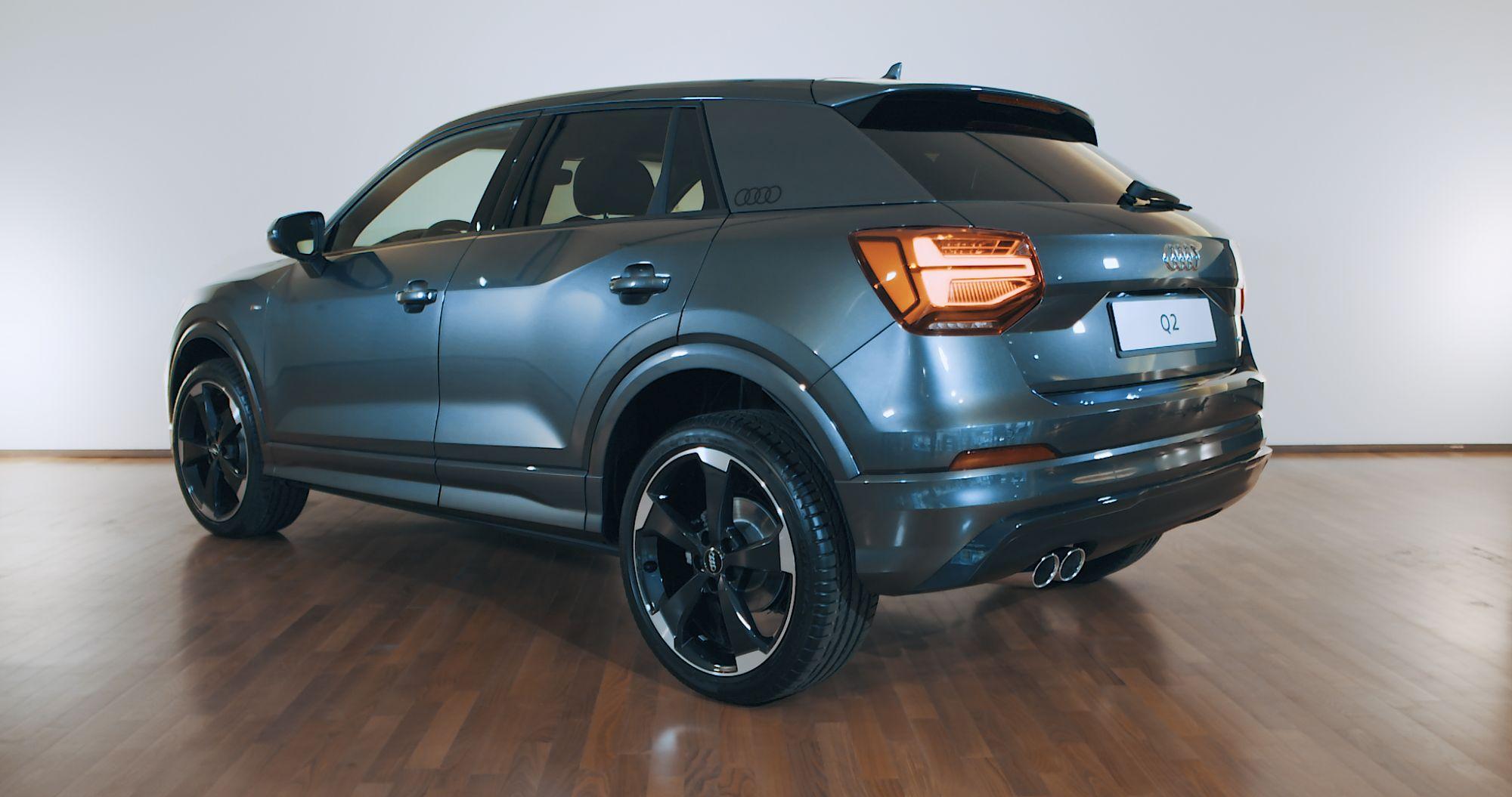 Audi n°2